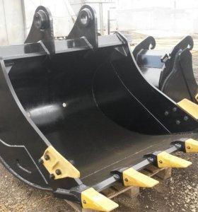 Ковш универсальный Doosan DX225/S225 1,2 куб. метра (1300 мм)