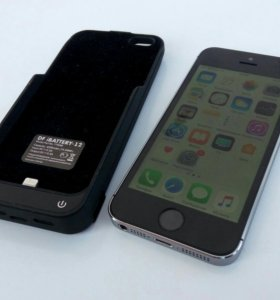 iPhone 5s, 64Гб, iBattery
