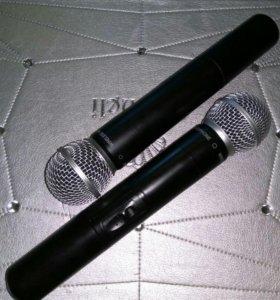 Профессиональные микрофоны новые