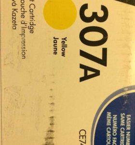 Цветные картриджи для принтера HP LaserJet CP5225