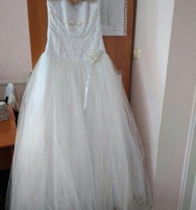 Свадебное платье или для бального вечера