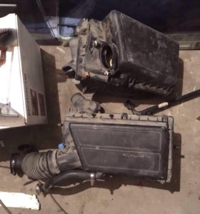 Корпус воздушного фильтра вольво 850