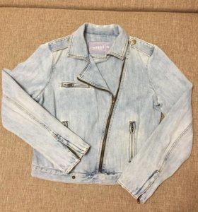 Джинсовая куртка (косуха) Gap