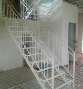 Лестница на заказ!