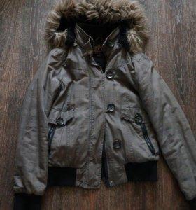 Куртка осенняя очень тёплая