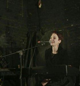 Уроки вокала и фортепиано
