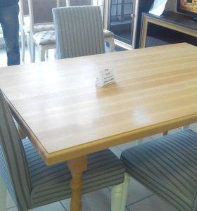 Изготавливаем столы из массива бука и дуба. Ручная работа.