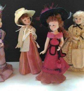 Керамические куколки