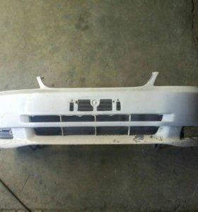Бампер передний оригинал Toyota corolla 120