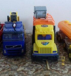 Машины игрушки