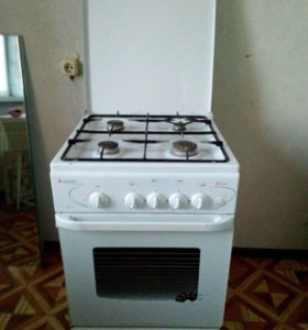 Газовая печь