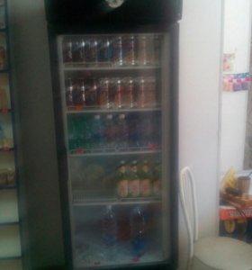 Витрины холодильник