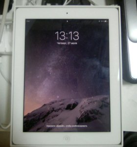 iPad 4 Retina 16gb Wi-Fi