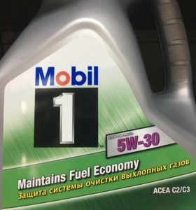Моторная масла мобиль