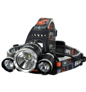 Налобный фонарь Boruit RJ-3000 3L2 30W