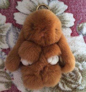 Продам брелок кролик