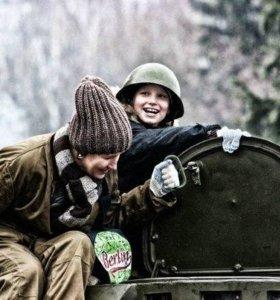 Поездка на танке и стрельбы