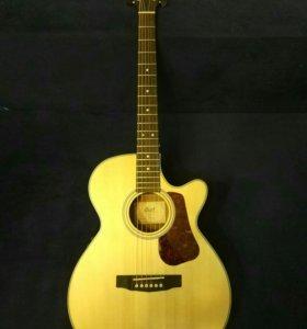 Электроакустическая гитара Cort L100F NS + комбик