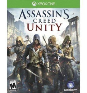 Assasins creed unity (кодом)