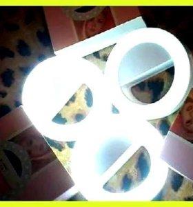 Яркое селфи Кольцо USB RK 14 Pro + Подарок