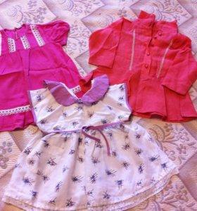 Платья на девочку одежда детская
