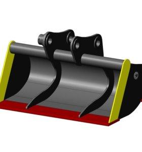 Ковш планировочный для Hitachi ZX200 1800 мм (0,6 куб. метра)