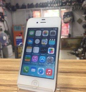 Мобильный телефон IPhone 4 8Gb