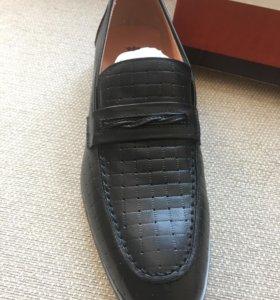 Туфли Турция новые кожа обувь