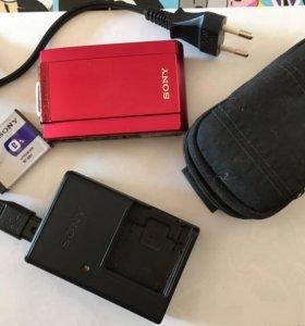Камера Sony Cyber shot DSCT300 10.1 MP