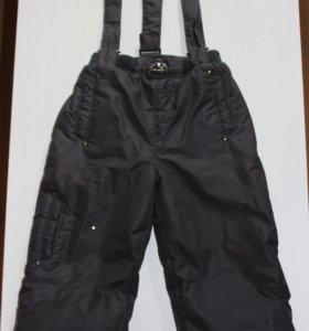 Теплые брюки на осень/весну