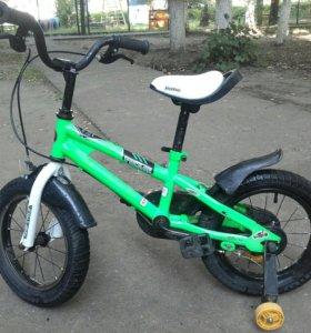 Детский велоснегоход Royal Baby , колеса r14.