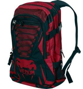 Рюкзак Venum CHALLENGER PRO RED-BLACK