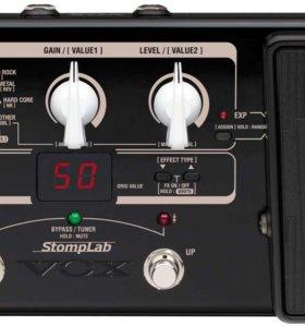 vox stomp lab 2g