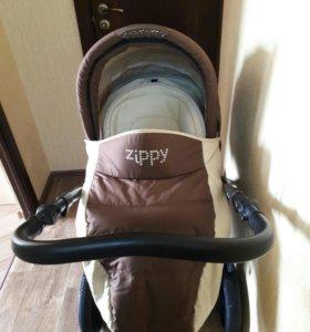коляска zippy tutis 2 в 1