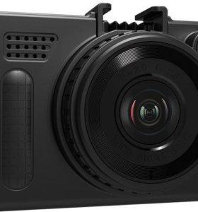 "Видеорегистратор Texet DVR-443 2.0"" 1920x1080 120°"