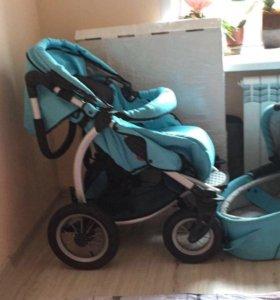 Детская коляска 2 в 1 mutsy