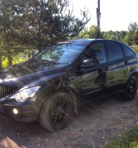 SsangYong Actyon 2.3 AT 2008год