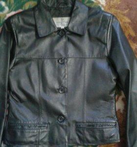 Куртка натур. кожа женская