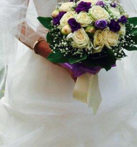 Эксклюзивное свадебное платье