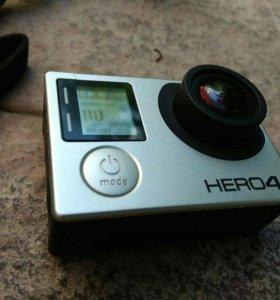 Экшн камера GoPro 4 black
