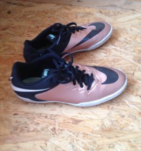Бутсы для мини футбол Nike Hypervenom