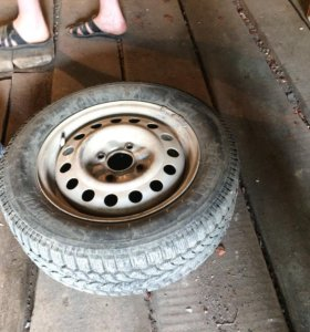 Комплекс зимних колес