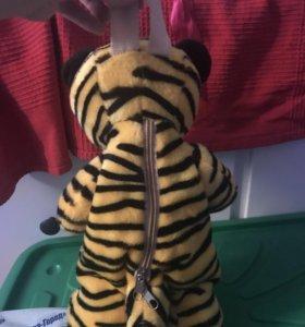 Игрушка тигр-сумка