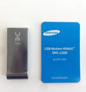 Внешний WiMAX-модем
