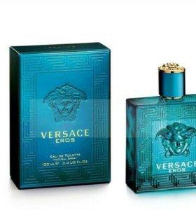 Versace Eros edt 100 ml мужская туалетная вода