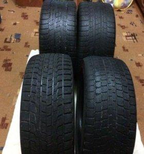 Зимние шины R17