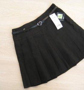 Школьная юбка 9-10 лет (135-140 см)НОВАЯ