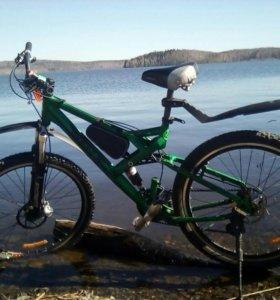 Велосипед горный CROSS-M