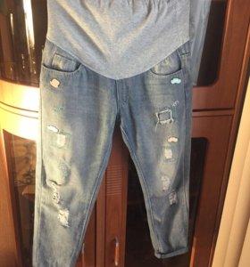 Суперские джинсы для беременных