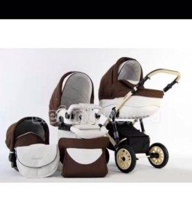 Коляска car baby concord 3 в 1